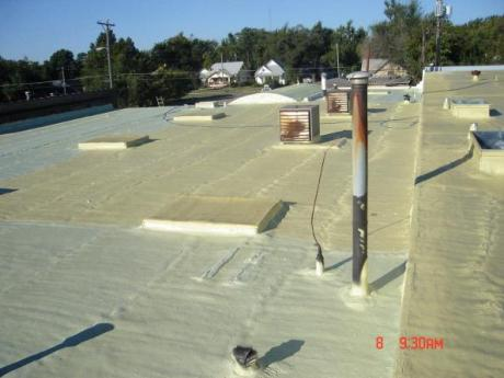 Sinclair & Sons roof job, Wichita