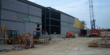 anesville Craig High School air barrier